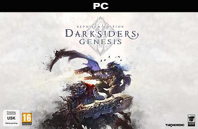 Einfach und sicher online bestellen: Darksiders: Genesis Nephilim Edition in Österreich kaufen.