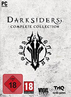 Einfach und sicher online bestellen: Darksiders Complete Collection 2nd Edition in Österreich kaufen.