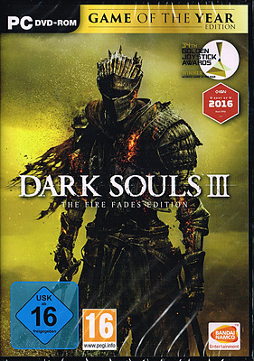 Einfach und sicher online bestellen: Dark Souls 3 - The Fire Fades Edition in Österreich kaufen.