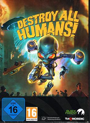 Einfach und sicher online bestellen: Destroy All Humans! in Österreich kaufen.