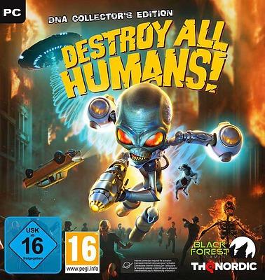 Einfach und sicher online bestellen: Destroy All Humans! DNA Collectors Edition in Österreich kaufen.