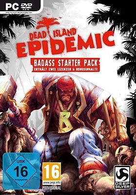 Einfach und sicher online bestellen: Dead Island Epidemic: Badass Starter Pack in Österreich kaufen.