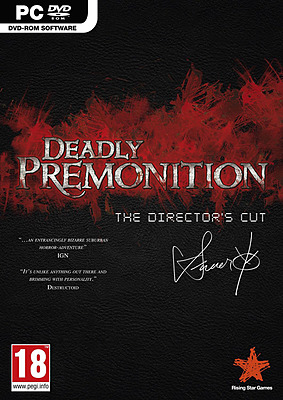 Einfach und sicher online bestellen: Deadly Premonition Directors Cut (Englisch) in Österreich kaufen.