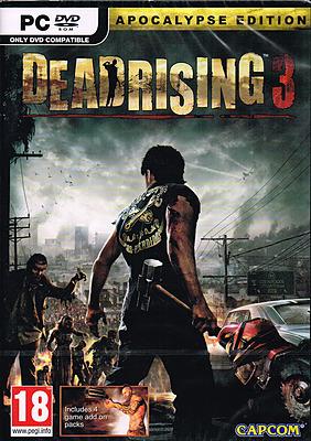 Einfach und sicher online bestellen: Dead Rising 3 Apocalypse Edition (PEGI) in Österreich kaufen.
