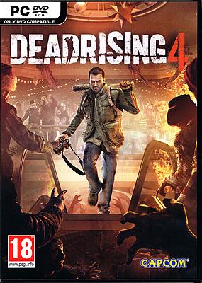 Einfach und sicher online bestellen: Dead Rising 4 (AT-PEGI) in Österreich kaufen.