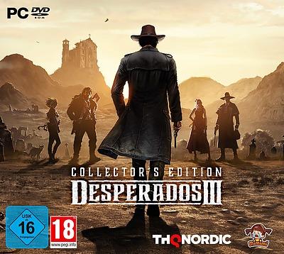 Einfach und sicher online bestellen: Desperados 3 Collectors Edition in Österreich kaufen.