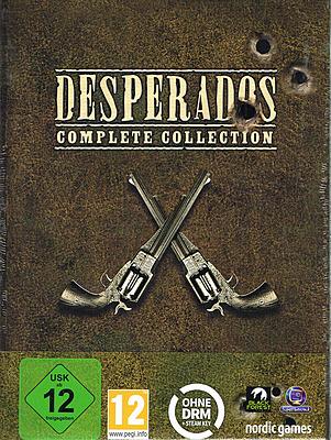 Einfach und sicher online bestellen: Desperados Complete Collection in Österreich kaufen.