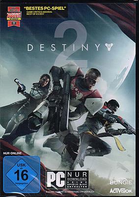 Einfach und sicher online bestellen: Destiny 2 + DLC in Österreich kaufen.