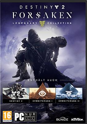 Einfach und sicher online bestellen: Destiny 2: Forsaken Legendary Collection in Österreich kaufen.