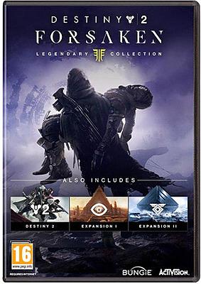 Einfach und sicher online bestellen: Destiny 2: Forsaken Legendary Collection (EU) in Österreich kaufen.