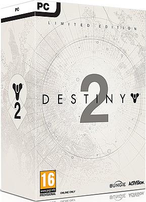 Einfach und sicher online bestellen: Destiny 2 Limited Edition (EU-Import) in Österreich kaufen.