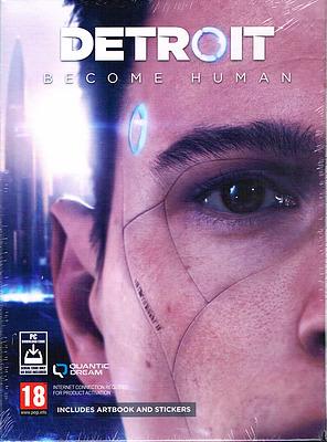 Einfach und sicher online bestellen: Detroit: Become Human + 2 Boni (AT-PEGI) in Österreich kaufen.