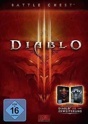 Einfach und sicher online bestellen: Diablo 3 Battlechest in Österreich kaufen.