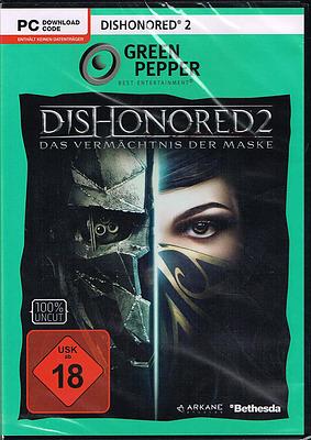 Einfach und sicher online bestellen: Dishonored 2 in Österreich kaufen.