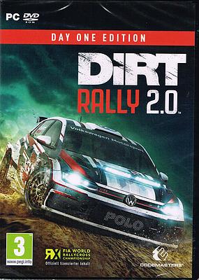 Einfach und sicher online bestellen: Dirt Rally 2.0 Day One Edition + 3 DLCs in Österreich kaufen.