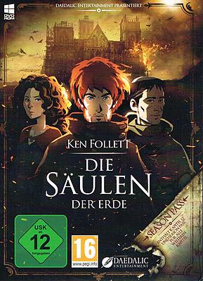 Einfach und sicher online bestellen: Die Säulen der Erde - Kingsbridge Edition in Österreich kaufen.