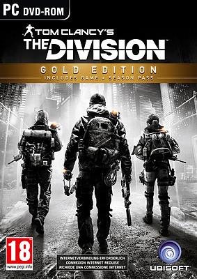 Einfach und sicher online bestellen: Tom Clancys The Division Gold Edition (AT-PEGI) in Österreich kaufen.