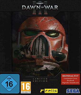 Einfach und sicher online bestellen: Warhammer 40.000: Dawn of War 3 Limited Edition in Österreich kaufen.