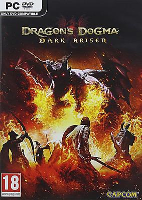 Einfach und sicher online bestellen: Dragons Dogma Dark Arisen (PEGI) in Österreich kaufen.