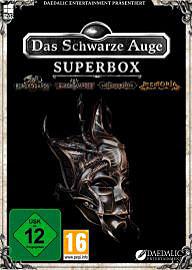 Einfach und sicher online bestellen: Das Schwarze Auge: Superbox in Österreich kaufen.