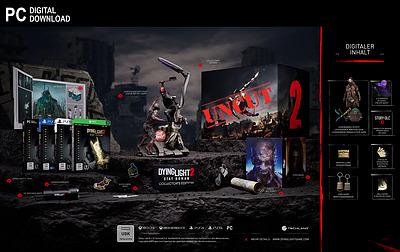 Einfach und sicher online bestellen: Dying Light 2 - Stay Human COLLECTOR (AT-PEGI) in Österreich kaufen.