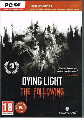 Einfach und sicher online bestellen: Dying Light: The Following Enhanced Edition (EU) in Österreich kaufen.