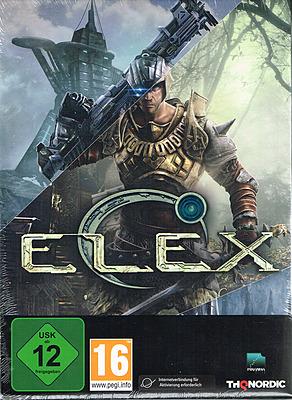 Einfach und sicher online bestellen: Elex (AT-PEGI) in Österreich kaufen.