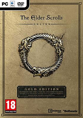 Einfach und sicher online bestellen: The Elder Scrolls Online: Gold Edition + Pin (AT) in Österreich kaufen.