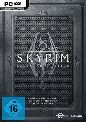 Einfach und sicher online bestellen: The Elder Scrolls V: Skyrim Legendary Edition in Österreich kaufen.