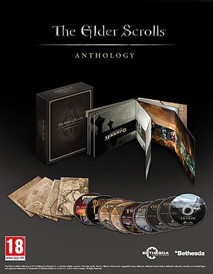 Einfach und sicher online bestellen: The Elder Scrolls Anthology (Englisch) in Österreich kaufen.