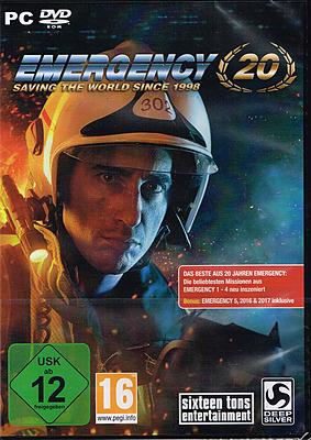 Einfach und sicher online bestellen: Emergency 20 in Österreich kaufen.