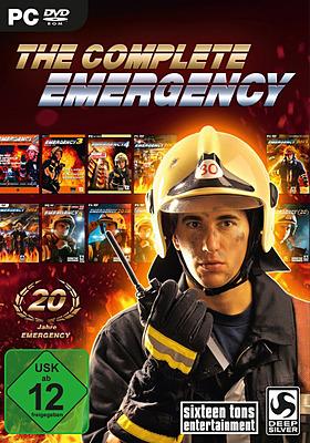 Einfach und sicher online bestellen: The Complete Emergency in Österreich kaufen.