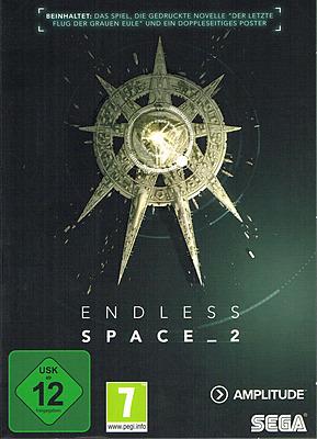 Einfach und sicher online bestellen: Endless Space 2 D1 Edition in Österreich kaufen.