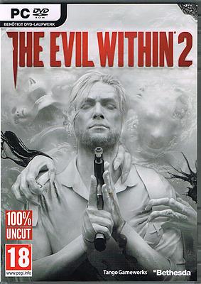Einfach und sicher online bestellen: The Evil Within 2 + 3 DLCs (AT-PEGI) in Österreich kaufen.