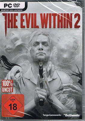 Einfach und sicher online bestellen: The Evil Within 2 + 3 DLCs in Österreich kaufen.