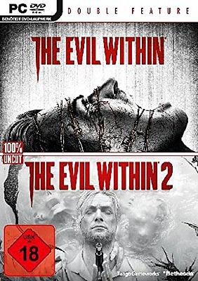 Einfach und sicher online bestellen: The Evil Within Double Feature (AT-PEGI) in Österreich kaufen.