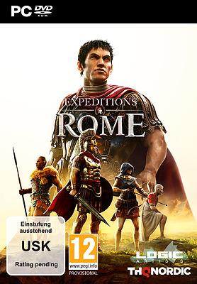 Einfach und sicher online bestellen: Expeditions: Rome in Österreich kaufen.