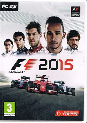 Einfach und sicher online bestellen: F1 2015 (AT-PEGI) in Österreich kaufen.