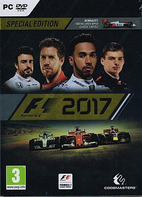 Einfach und sicher online bestellen: F1 2017 Special Edition (AT-PEGI) in Österreich kaufen.