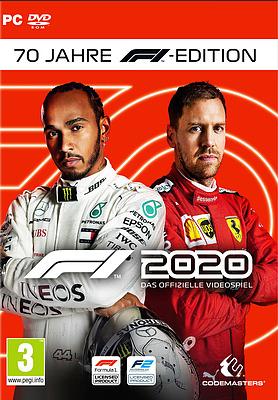 Einfach und sicher online bestellen: F1 2020 70 Jahre F1 Edition + 6 Boni (AT-PEGI) in Österreich kaufen.