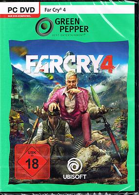 Einfach und sicher online bestellen: Far Cry 4 in Österreich kaufen.