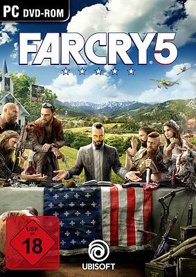 Einfach und sicher online bestellen: Far Cry 5 in Österreich kaufen.