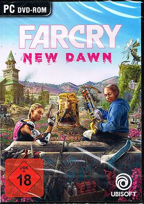 Einfach und sicher online bestellen: Far Cry New Dawn + 2 Boni  in Österreich kaufen.