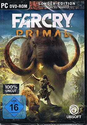 Einfach und sicher online bestellen: Far Cry Primal Sonderedition in Österreich kaufen.