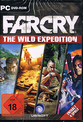 Einfach und sicher online bestellen: Far Cry Wild Expedition in Österreich kaufen.