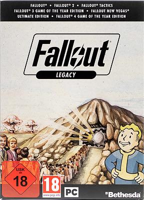 Einfach und sicher online bestellen: Fallout Legacy Collection in Österreich kaufen.