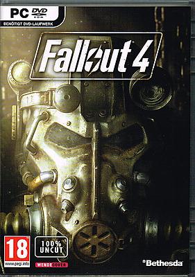 Einfach und sicher online bestellen: Fallout 4 D1 Edition (AT-PEGI) in Österreich kaufen.