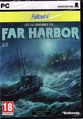 Einfach und sicher online bestellen: Fallout 4 DLC: Far Harbor in Österreich kaufen.