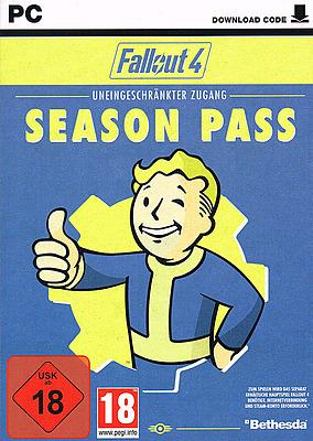 Einfach und sicher online bestellen: Fallout 4 PC Season Pass in Österreich kaufen.