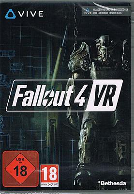 Einfach und sicher online bestellen: Fallout 4 VR (AT-PEGI) in Österreich kaufen.